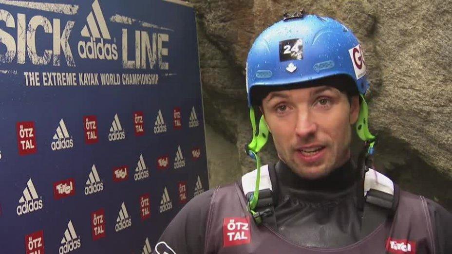 Domenik Bartsch Interview - Adidas Sickline 2013