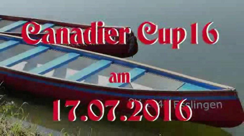 Trailer zum Esslinger Canadier Cup 2016