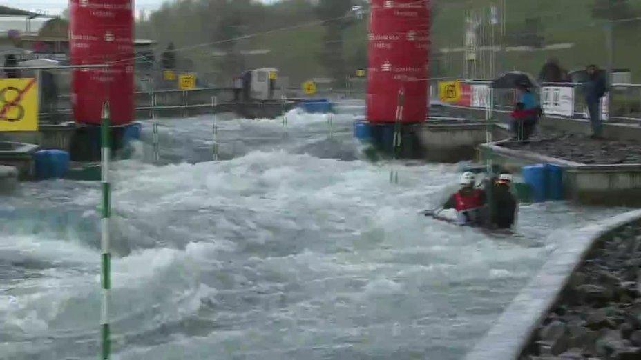 Witkowski / Sommer - Quali 2015 |Rennen 2|C2-Herren-Finale / Markkleeberg