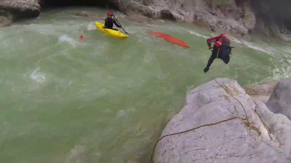 DKV Jugend-Wildwasser-Woche 2014 in Lofer