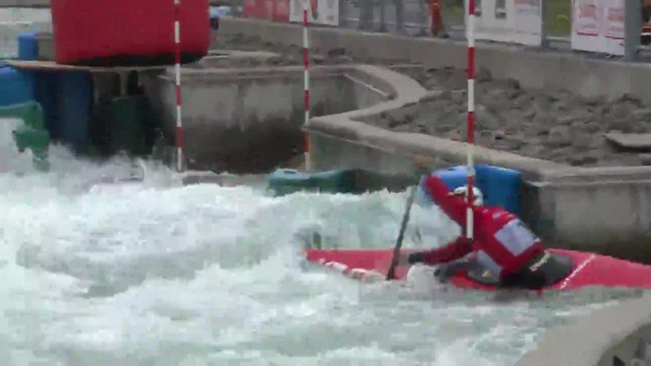 Franz Anton - Quali 2015 |Rennen1|C1-Herren-Finale / Markkleeberg