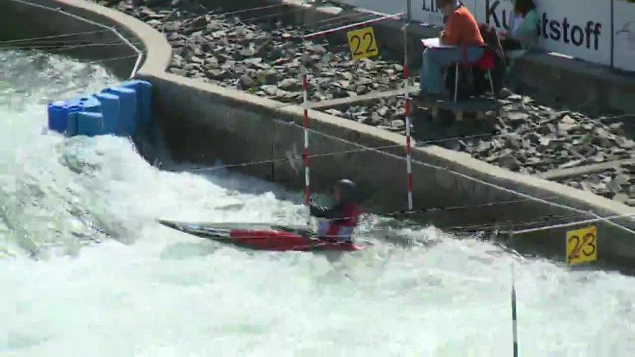 Tim Maxeiner - Quali 2015 |Rennen 2|K1-Herren-Finale / Markkleeberg