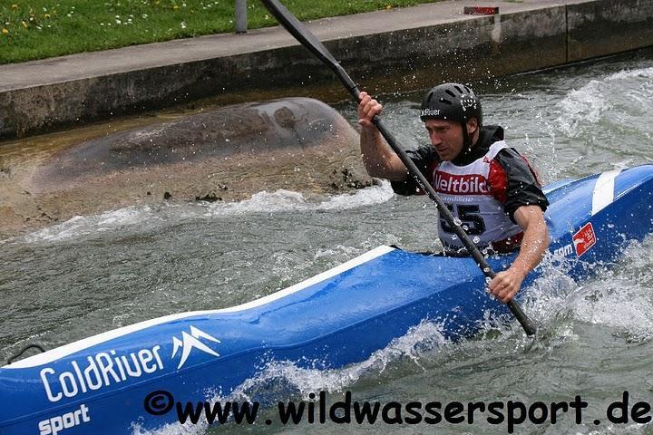 Augsburg 2010 - Wildwassersprint