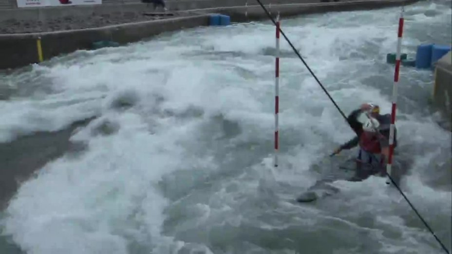 Witkowski / Sommer - Quali 2015 |Rennen1|C2-Herren-Finale / Markkleeberg