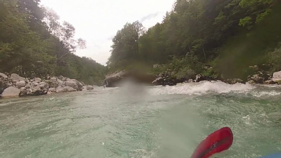 Soca 2015 - Wildwasserwoche des Paddel-Klub Hannover / Teil  3/3