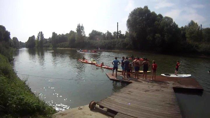 Hessisches Wanderfahrertreffen 2017 beim TSV Pfungstadt