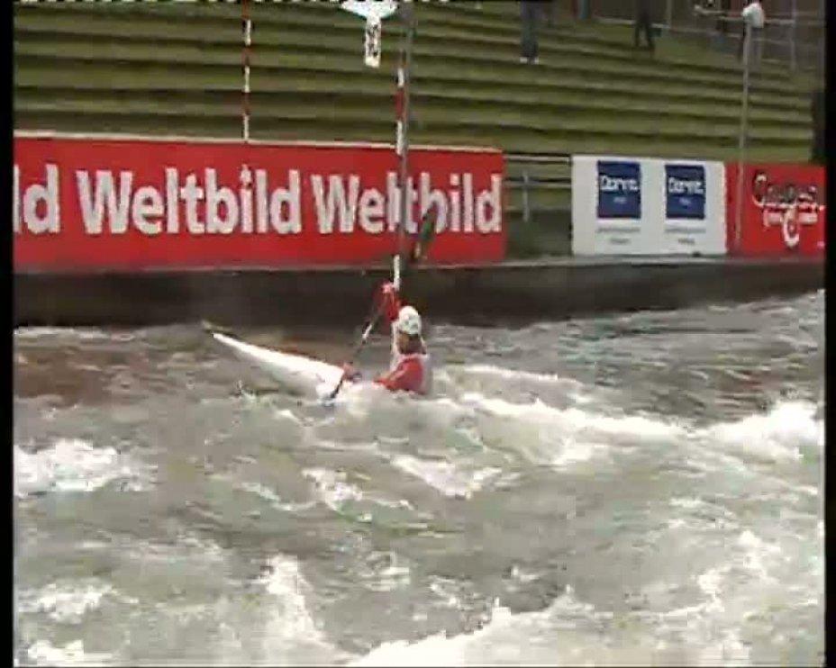 Tobias Kargl Olympia-Quali 2012 A-Finale K1H 22.04.2012