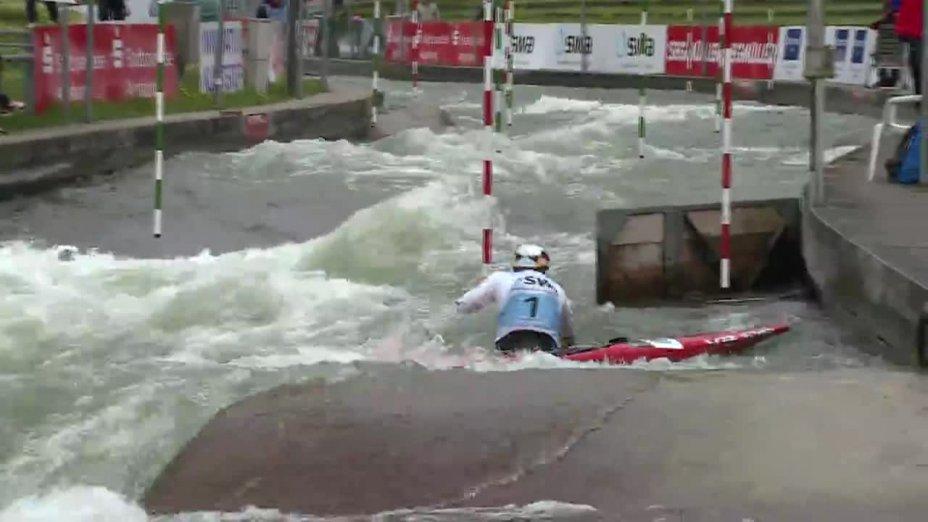 Franz Anton - Quali 2015 |Rennen 3|C1-Herren-Finale / Augsburg