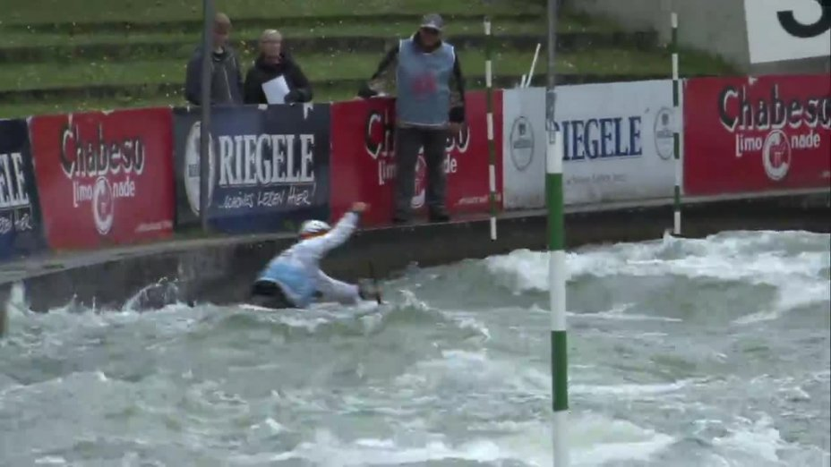Frederick Pfeiffer - Quali 2015 |Rennen 3|C1-Herren-Finale / Augsburg