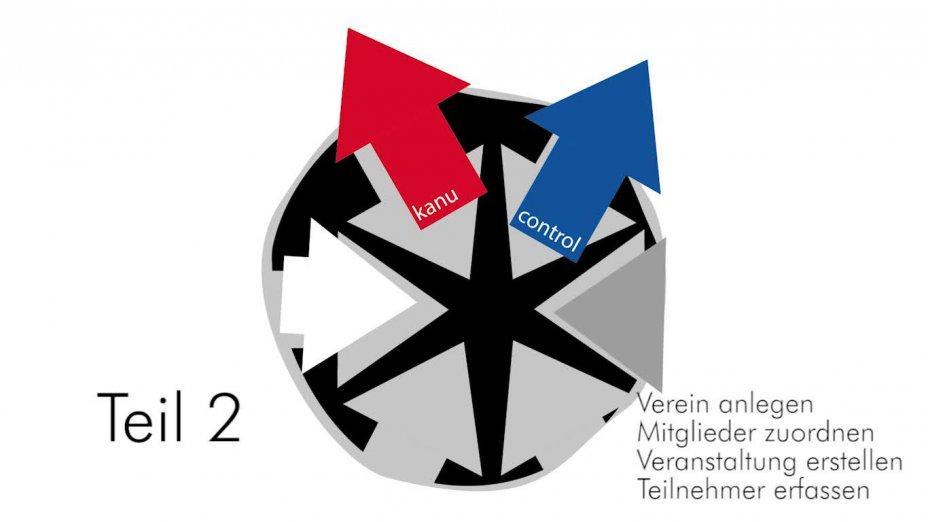 KanuControl - 02 - Neuer Verein - Mitglieder - Veranstaltung