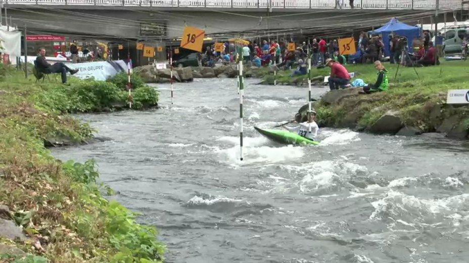 Herren K1 - 1. Lauf - Nachwuchscup Finale 2013 Hohenlimburg