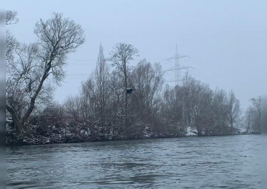 2021-Januar: Winterliche Siegtour - Winterpaddeln mit besonderem Reiz