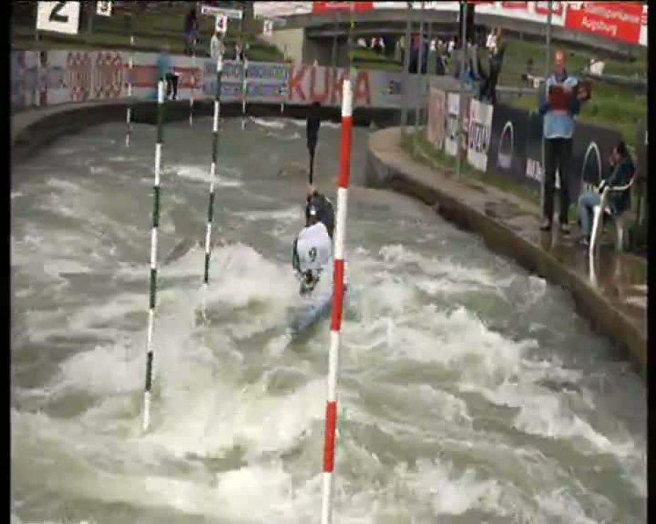 Nils Winkler Olympia-Quali 2012 A-Finale KH 21.04.2012
