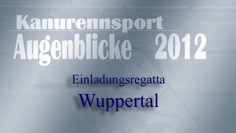 75. Wuppertaler Stadtregatta 2012