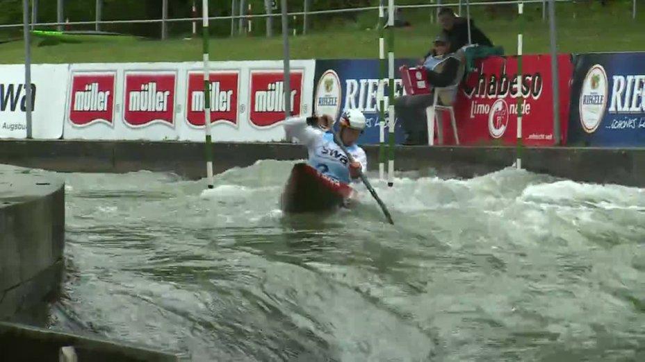 Jan Benzien - Quali 2015 |Rennen 4|C1-Herren-Finale / Augsburg