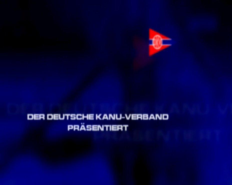 Kanu-Rennsport WM 2007 - DKV-Nationalmannschaft