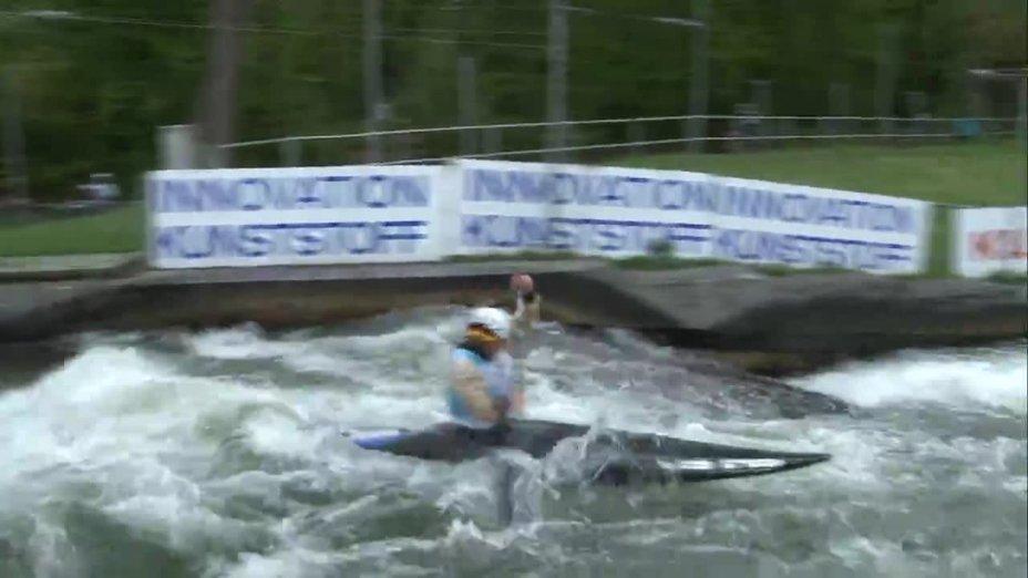 Nico Bettge - Quali 2015 |Rennen 3|C1-Herren-Finale / Augsburg