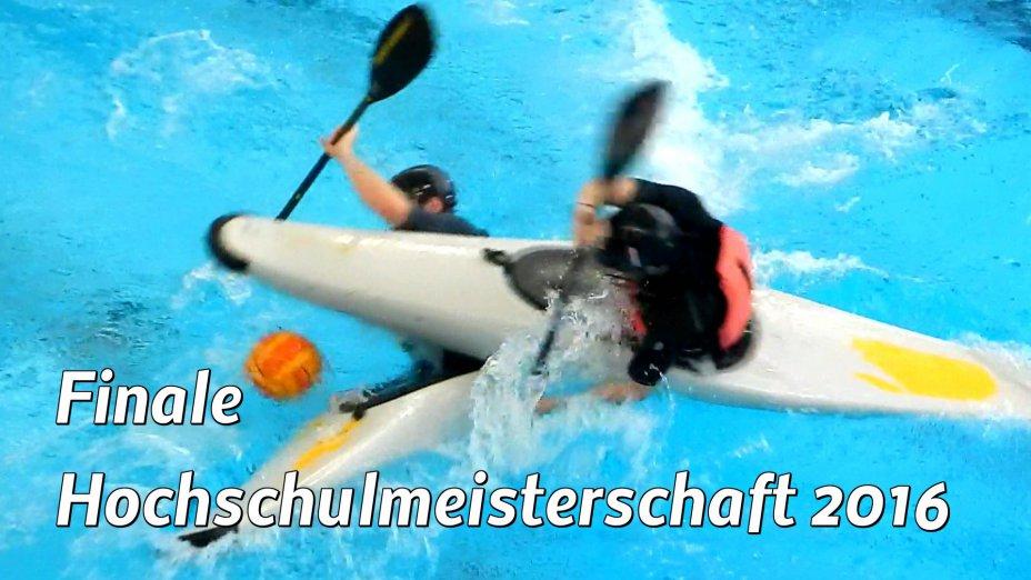 Uni-Meisterschaft Göttingen Endspiel