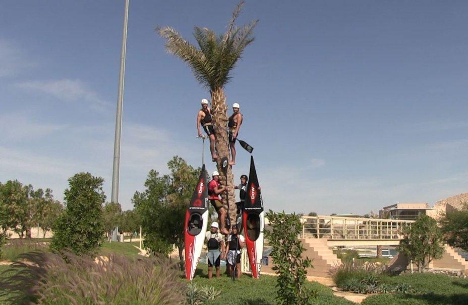 Al-Ain | Trainingslager 2013 © BSV:TV, winfresh produktions