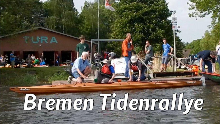 28. Tidenrallye: Nordenham - Bremen