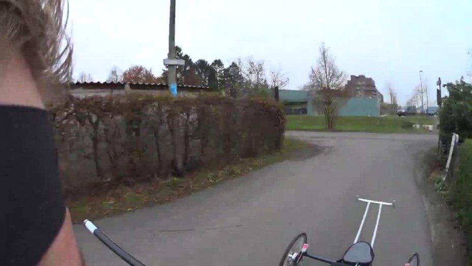 Paddelfahrrad