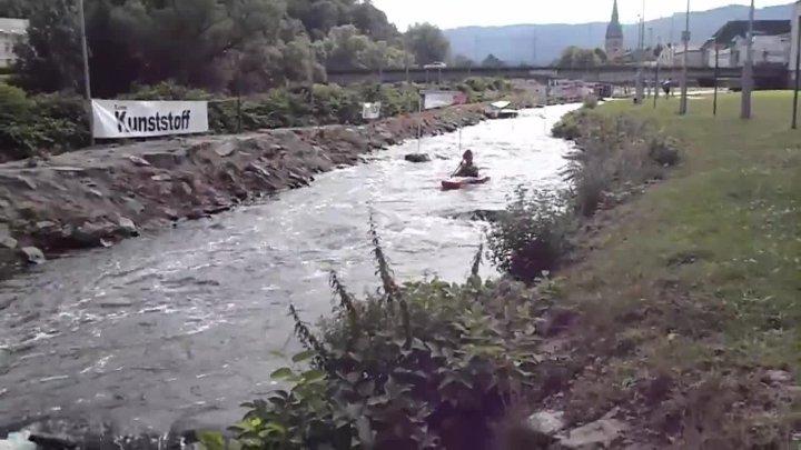 Eine Gruppe der Naturfreunde Bielefeld in Holibu am 06.08.2016