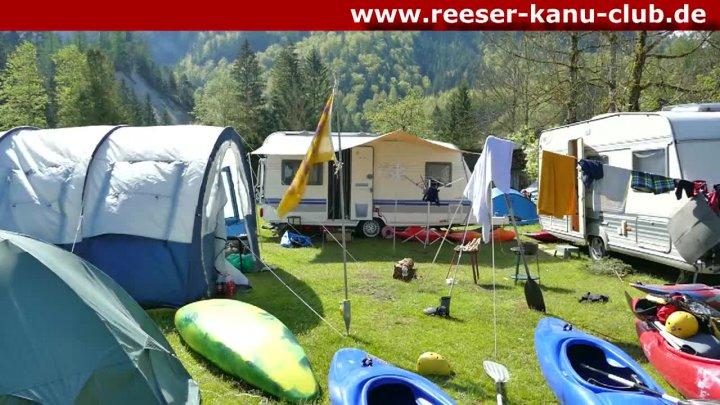 RKC - Wildwasser in Wildalpen - Salza - Hiwi-Bach