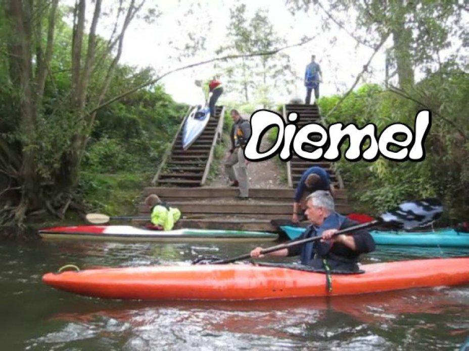 Diemel, Liebenau - Trendelburg